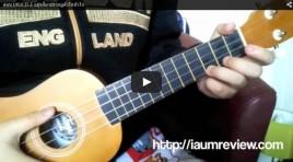 สอน ukulele เพลง อยู่ๆก็มาปรากฏตัวในหัวใจ แบบง่ายๆ