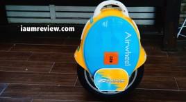รีวิว Airwheel Q5 : ของเล่นเด็ก Gen X