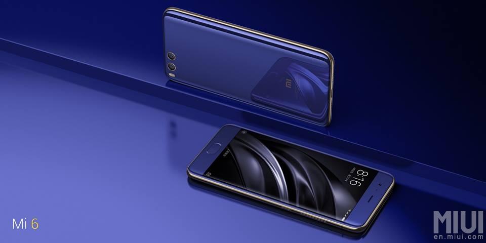 Xiaomi Mi 6-6
