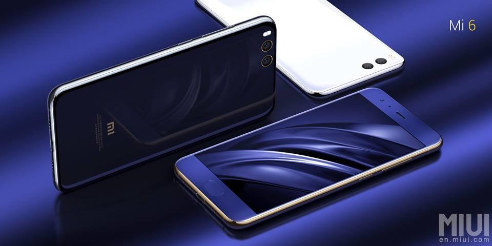 Xiaomi Mi 6-7