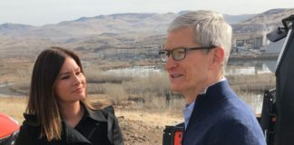 Tim Cook on ABC News