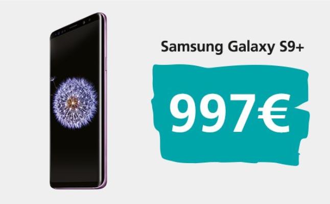 ราคา Samsung Galaxy S9+