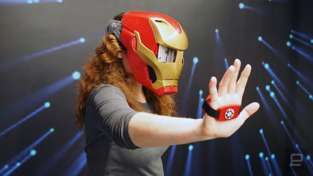 Hero Vision Iron Man AR