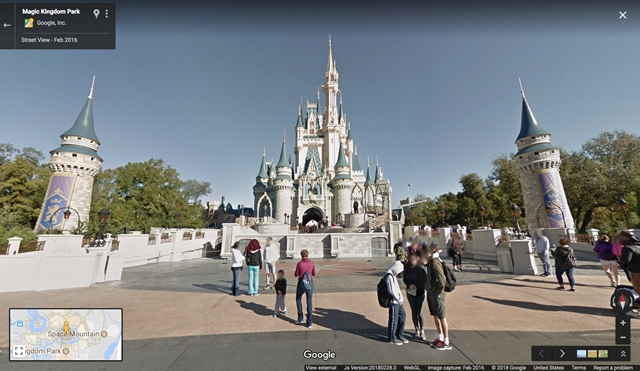 Disney Magic Kingdom Park