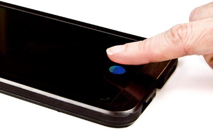 Note 9 Fingerprint Display