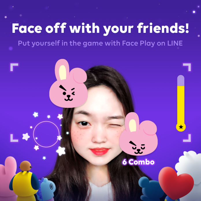 LINE Face Play