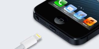 iPhone X Lightning