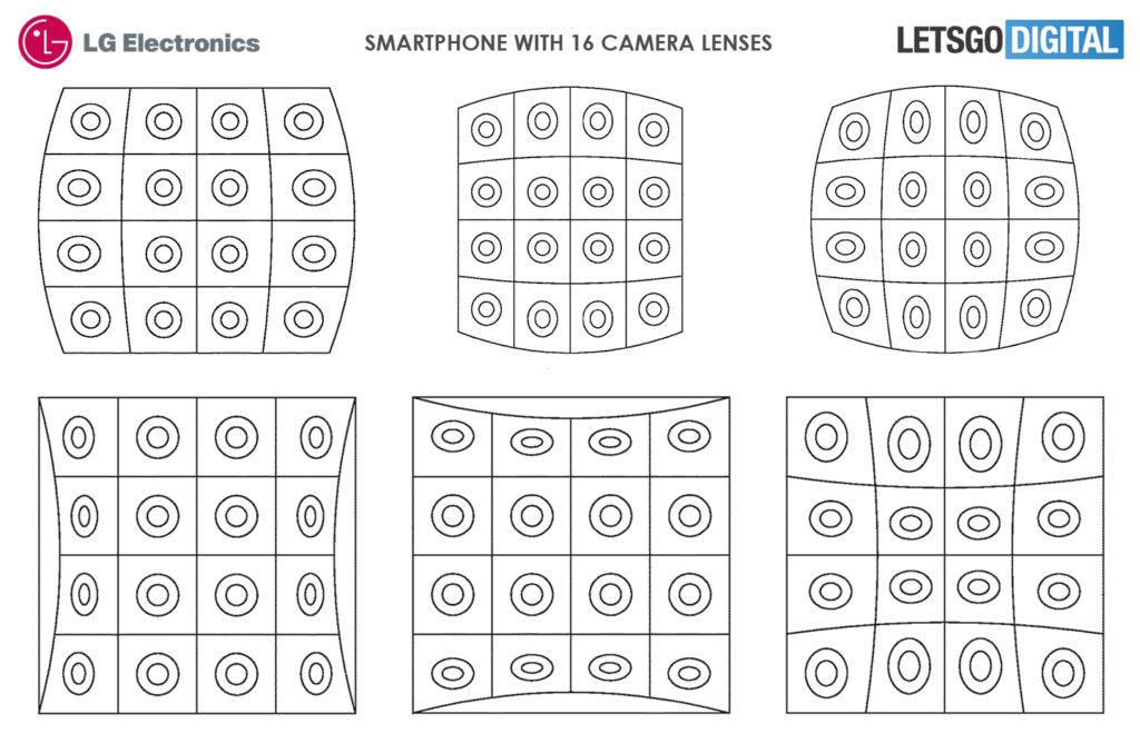 LG 16 Cameras