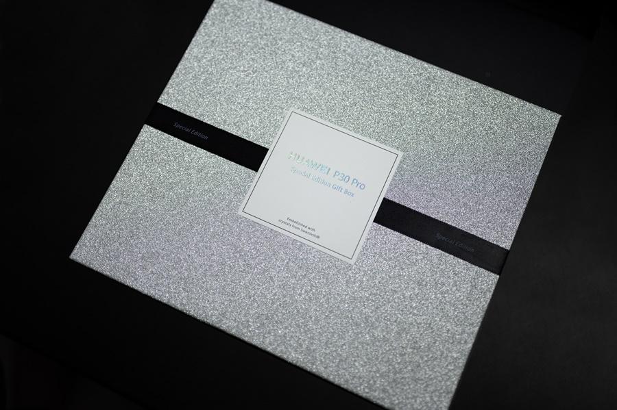HUAWEI P30 Pro Amber Sunrise boxset
