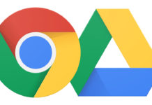 google chrome google drive