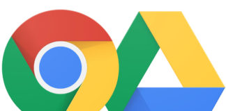 google chrome google drive