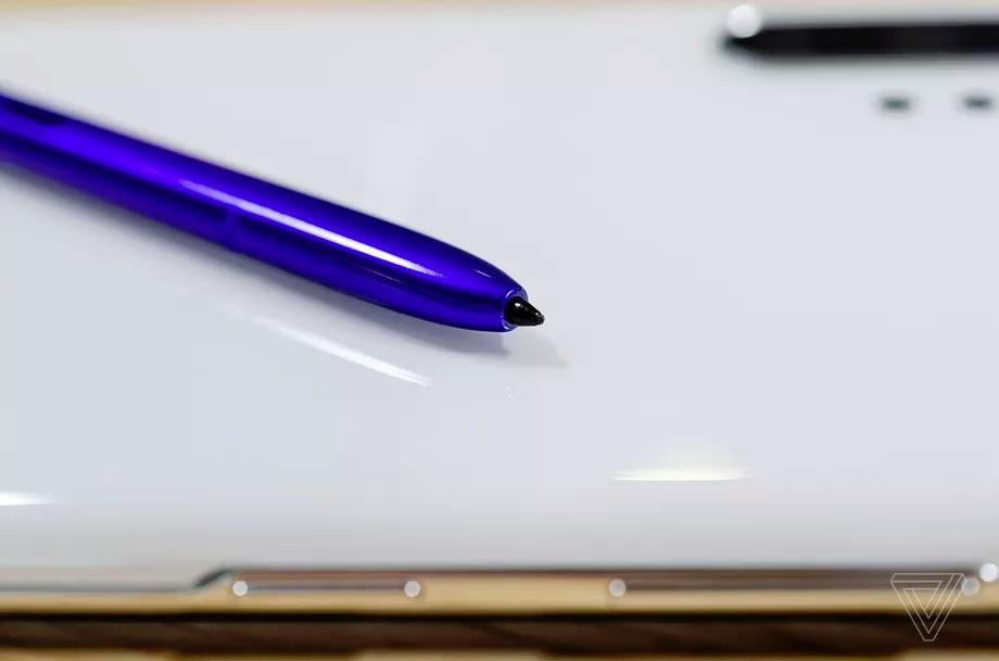 new s-pen