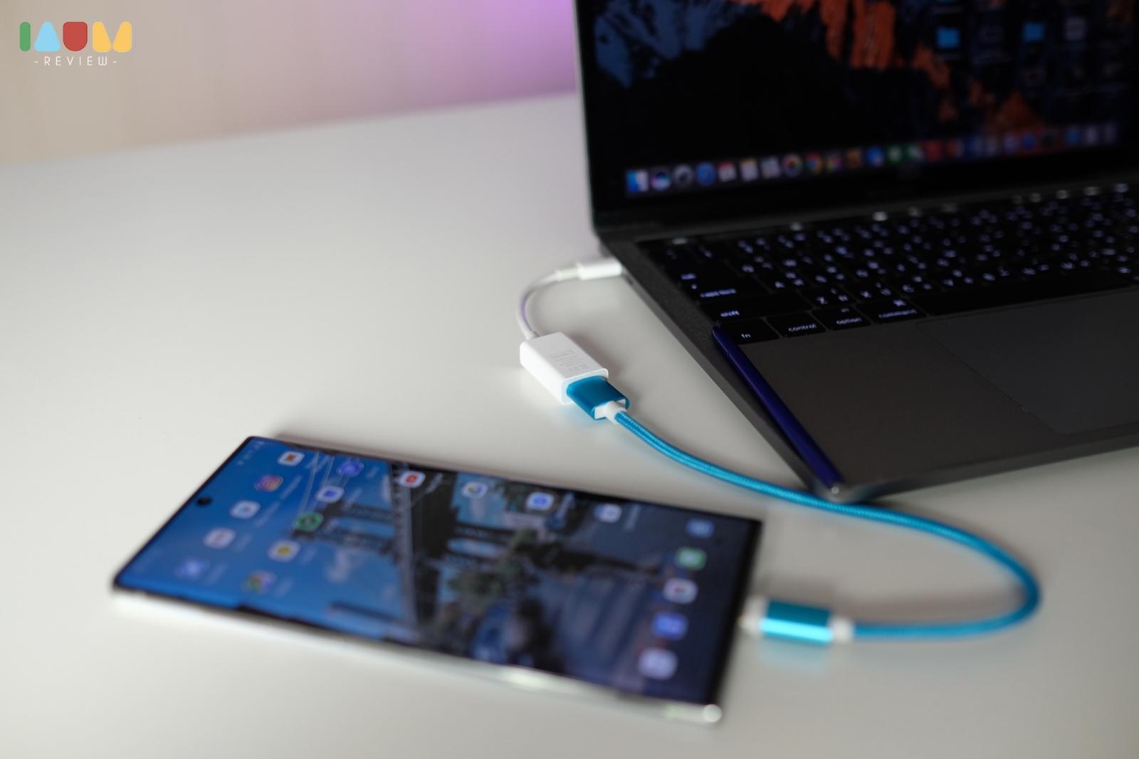 Galaxy Note10+ Dex