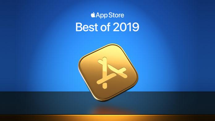 Apple Best of 2019 Best Apps - Games 2019