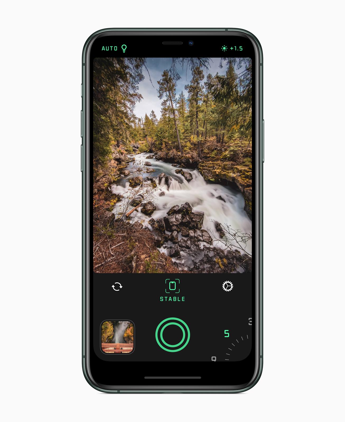 Apple Best of 2019 Spectre Camera 2019