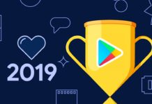 Play Users' Choice Awards 2019