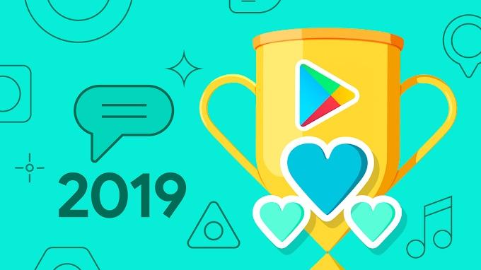 Users' Choice App of 2019