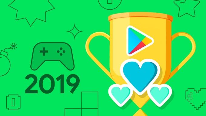 Winnner Users Choice Game of 2019
