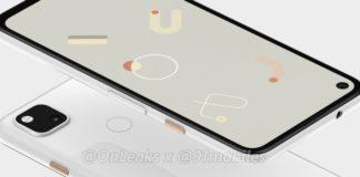 Pixel 4a leak