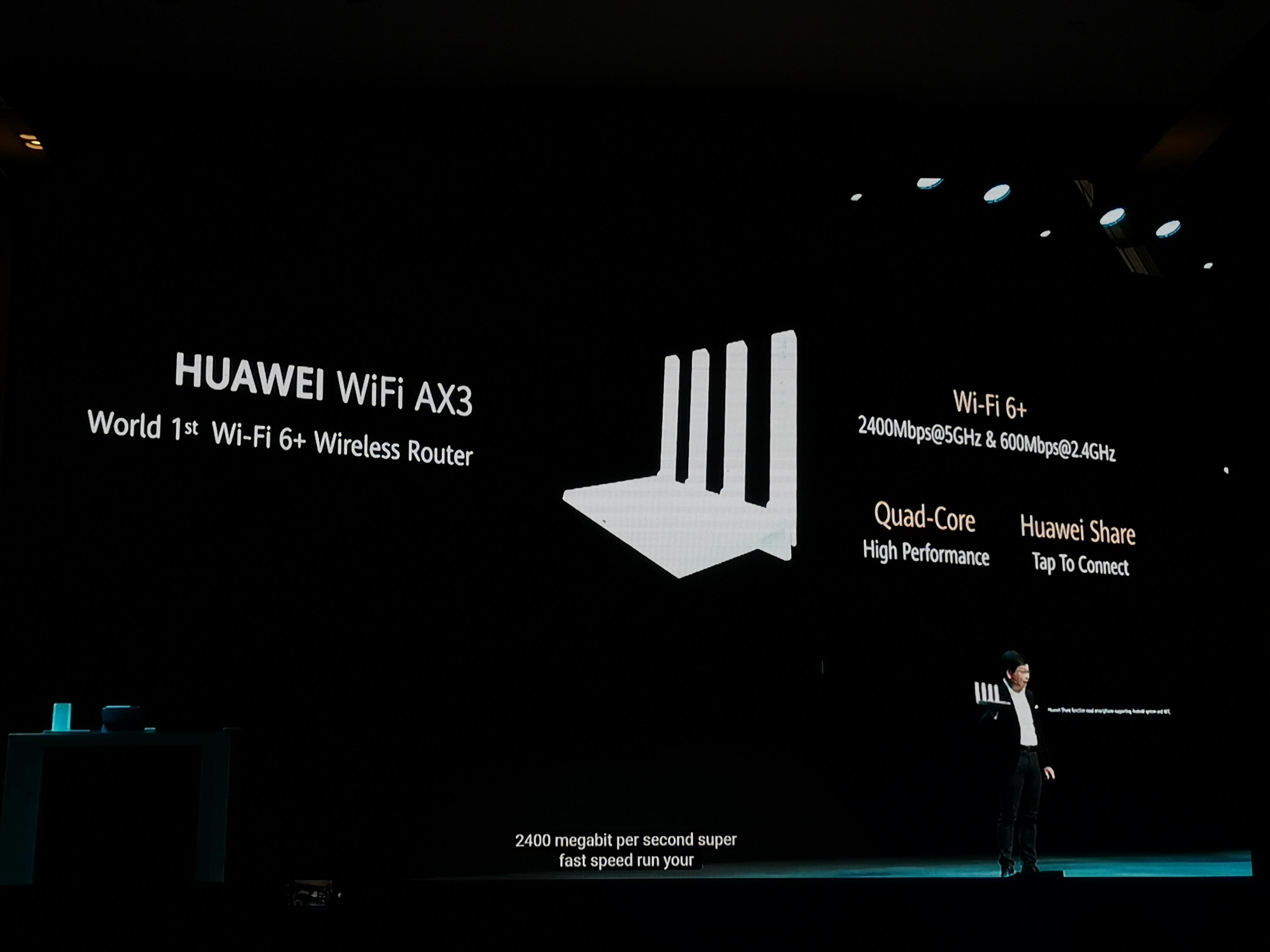 Huawei Wi-Fi AX3