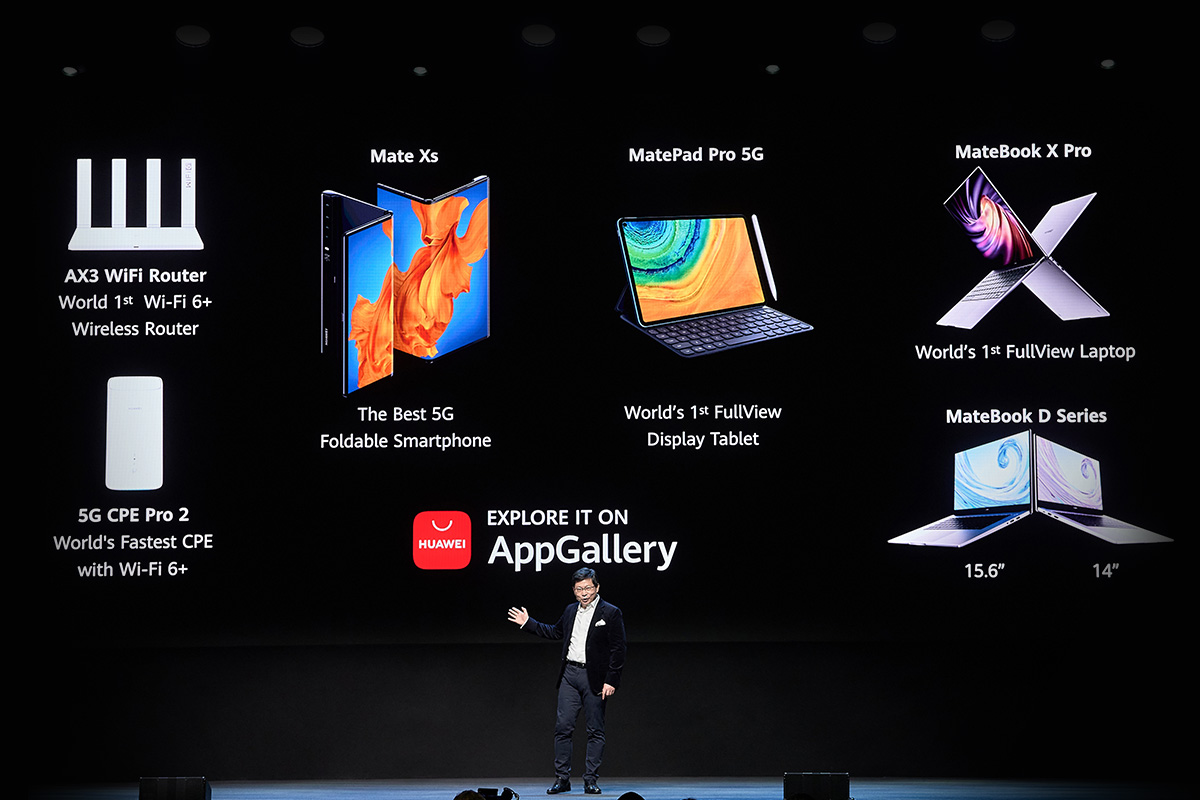 Huawei New 5G Products