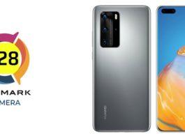 DxOMark Huawei P40 Pro