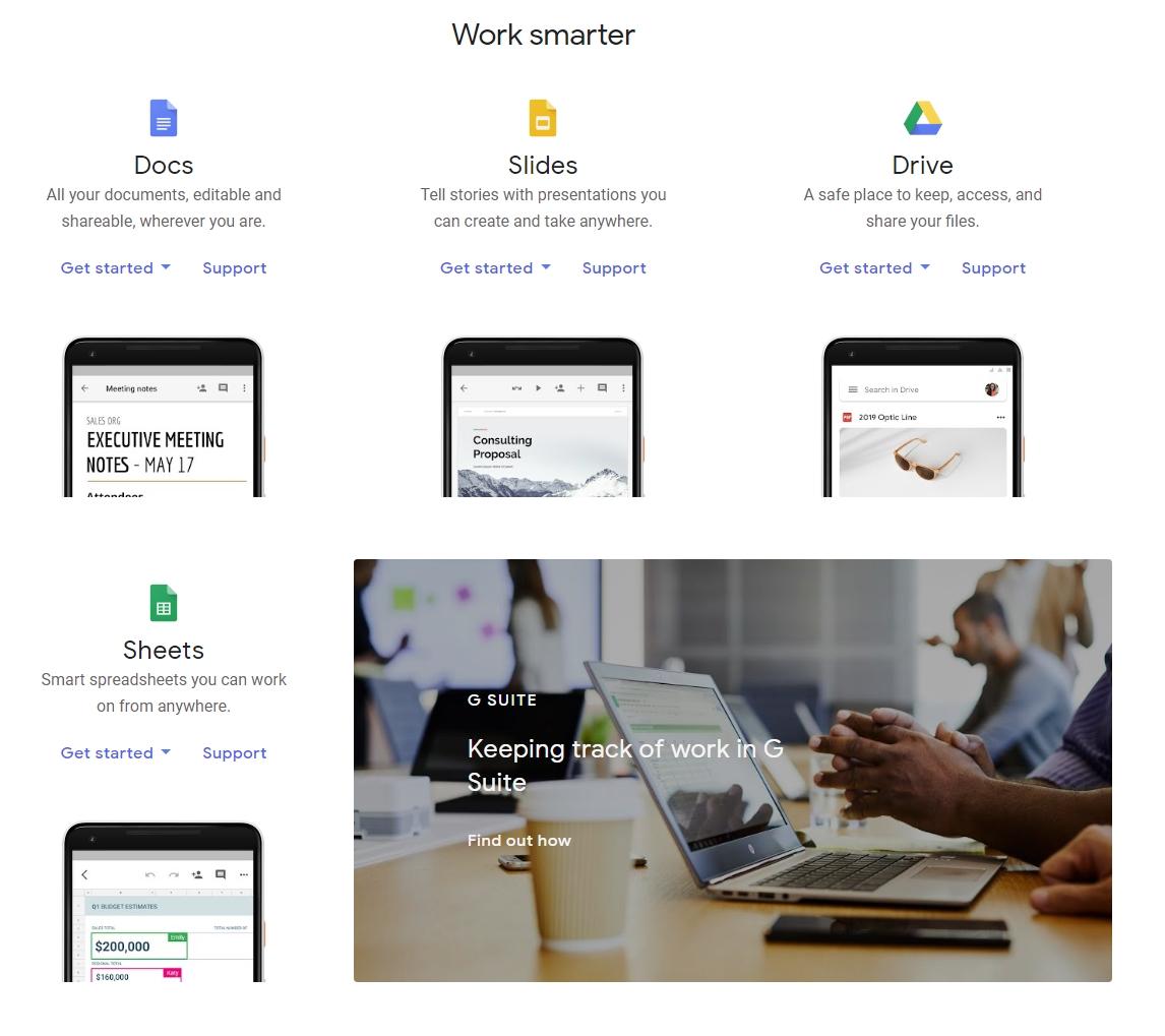google work smarter