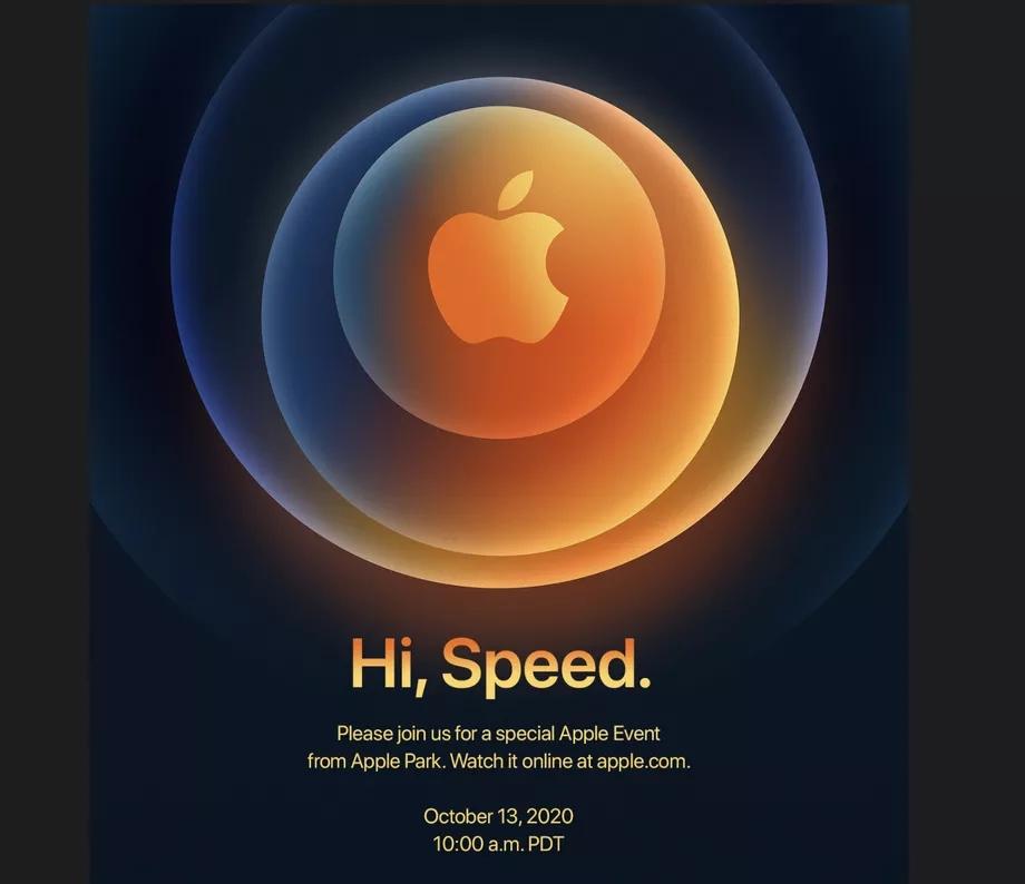 Apple Event 13 Oct 2020