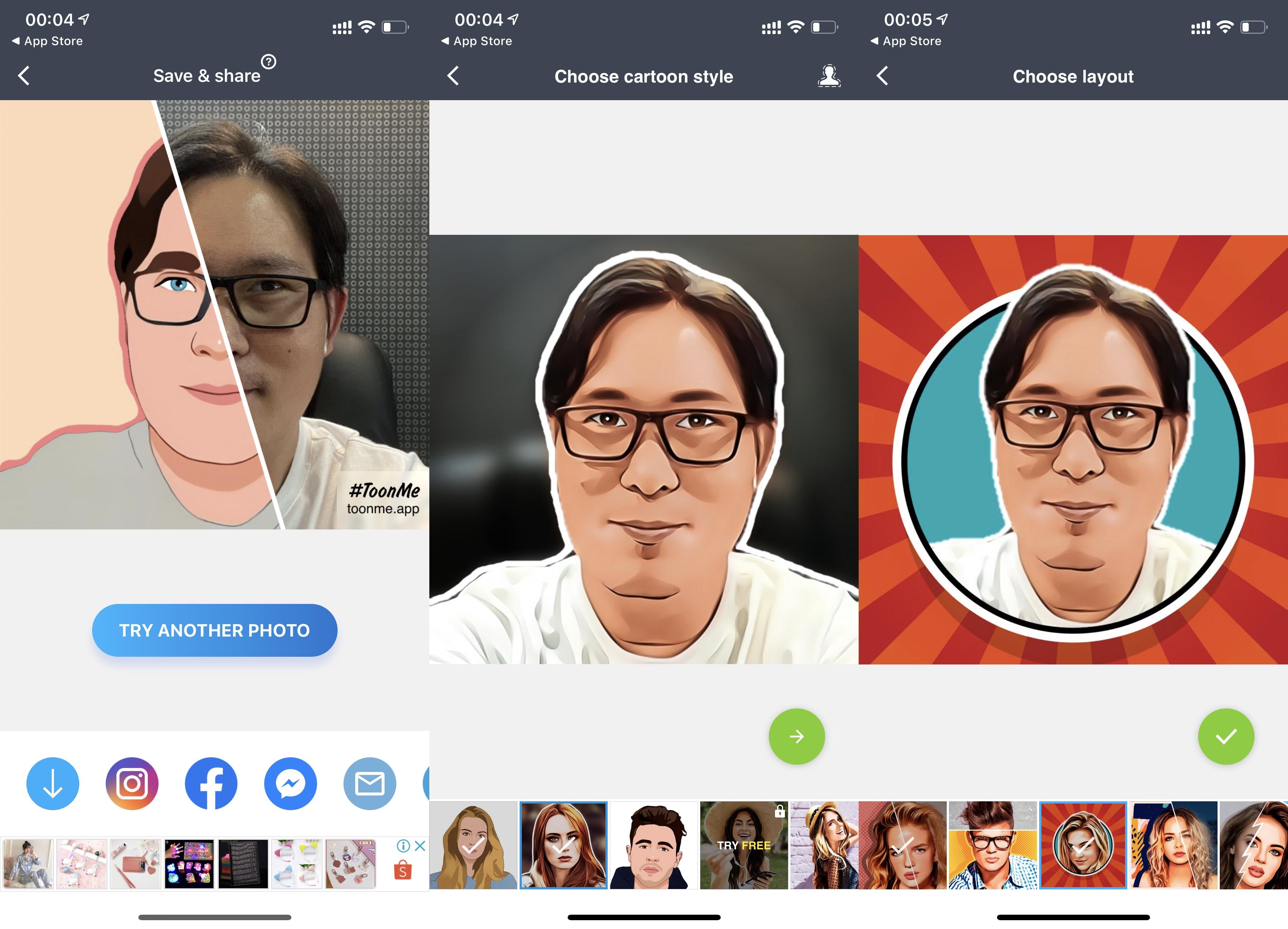 Toonme.com ใช้ AI เปลี่ยนหน้าเป็นการ์ตูนในพริบตา » IAUMReview