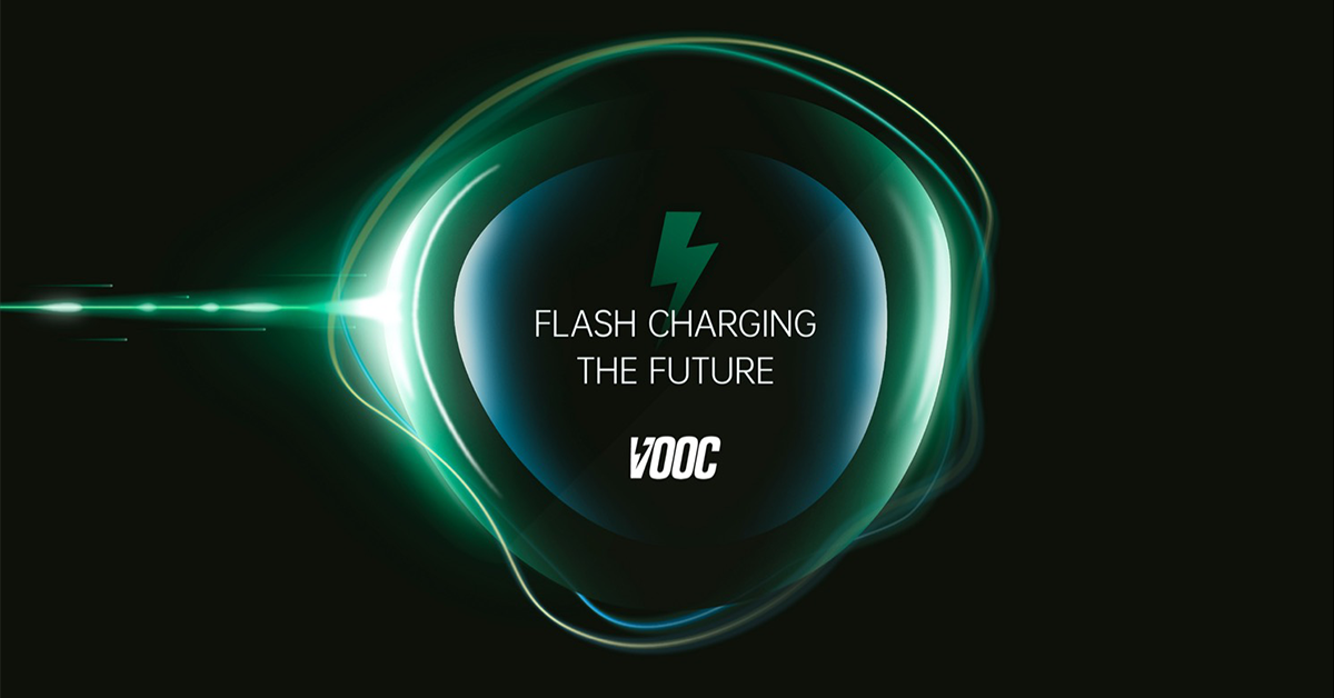OPPO MWCS flash charging