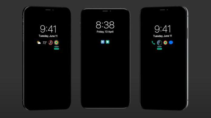 iphone 13 AOD