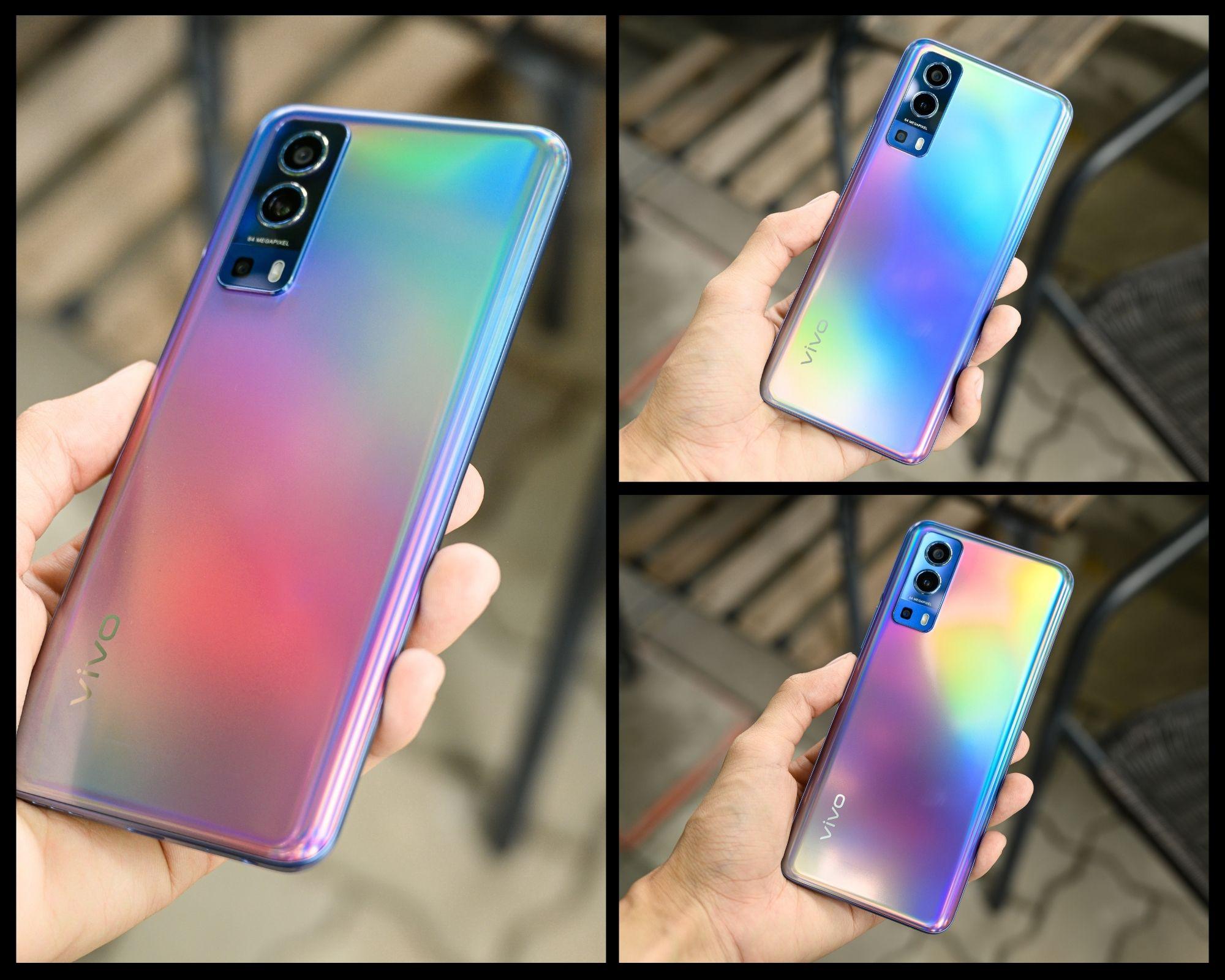 Design Vivo Y72 5G