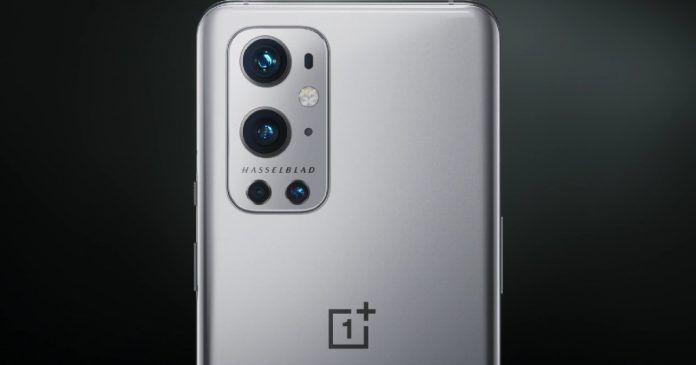 OnePlus 9 back