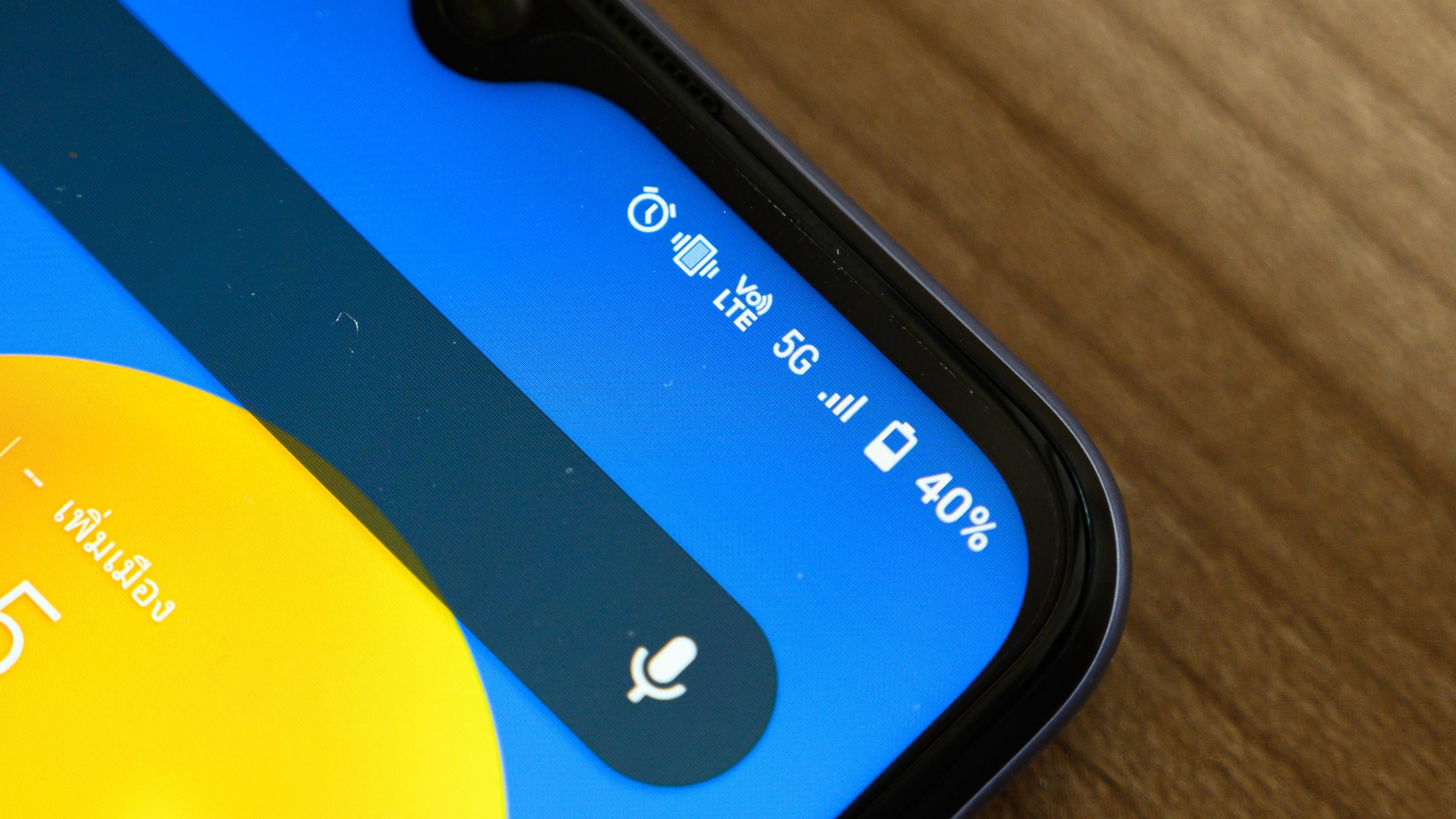 Review Vivo Y72 5G ใช้งาน 5G