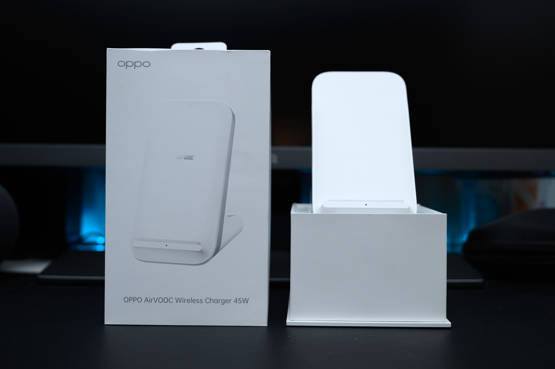 AirVOOC Wireless Flash Charge