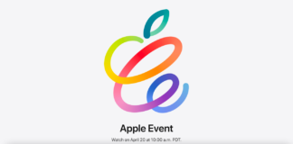 Apple Event 2021