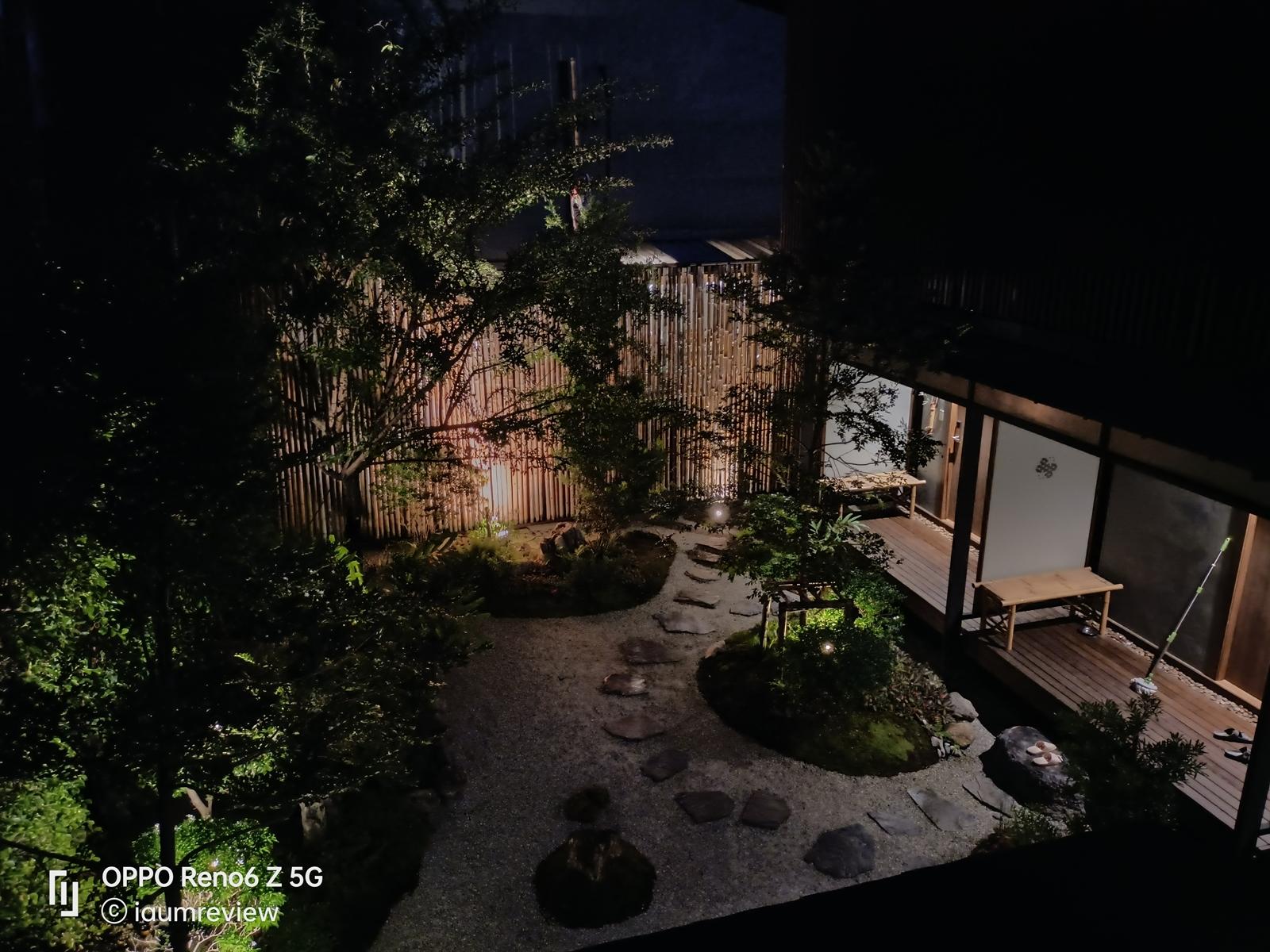 Night Mode OPPO Reno6Z 5G