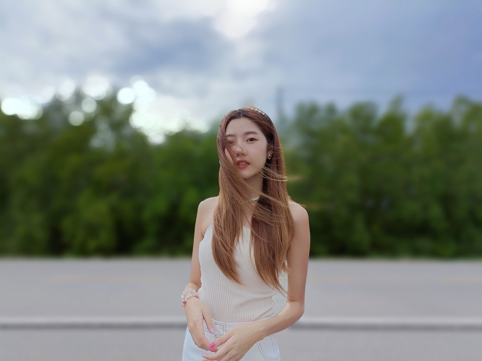OPPO Reno6 5G - Bokeh Flare Portrait